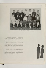 Page 9, 1960 Edition, Connersville High School - Cohiscan Yearbook (Connersville, IN) online yearbook collection