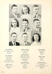 Page 12, 1950 Edition, Monmouth High School - Eagle Yearbook (Decatur, IN) online yearbook collection