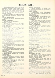 Page 16, 1950 Edition, Monmouth High School - Eagle Yearbook (Decatur, IN) online yearbook collection