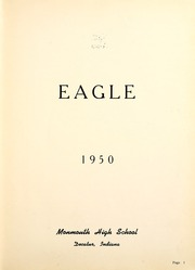 Page 5, 1950 Edition, Monmouth High School - Eagle Yearbook (Decatur, IN) online yearbook collection