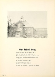 Page 6, 1950 Edition, Monmouth High School - Eagle Yearbook (Decatur, IN) online yearbook collection