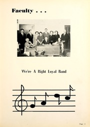Page 7, 1950 Edition, Monmouth High School - Eagle Yearbook (Decatur, IN) online yearbook collection