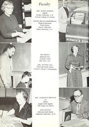 Page 10, 1958 Edition, Monmouth High School - Eagle Yearbook (Decatur, IN) online yearbook collection