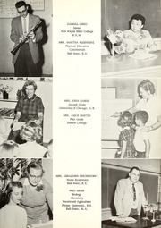 Page 11, 1958 Edition, Monmouth High School - Eagle Yearbook (Decatur, IN) online yearbook collection