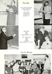 Page 12, 1958 Edition, Monmouth High School - Eagle Yearbook (Decatur, IN) online yearbook collection
