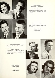 Page 15, 1958 Edition, Monmouth High School - Eagle Yearbook (Decatur, IN) online yearbook collection
