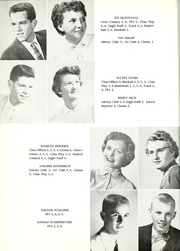 Page 16, 1958 Edition, Monmouth High School - Eagle Yearbook (Decatur, IN) online yearbook collection