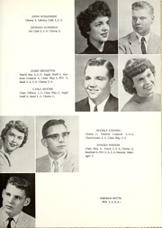 Page 17, 1958 Edition, Monmouth High School - Eagle Yearbook (Decatur, IN) online yearbook collection
