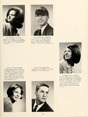 Page 15, 1967 Edition, Monmouth High School - Eagle Yearbook (Decatur, IN) online yearbook collection