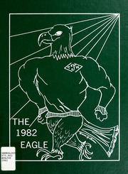 1982 Edition, T W Josey Comprehensive High School - Eagle Yearbook (Augusta, GA)