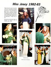 Page 10, 1983 Edition, T W Josey Comprehensive High School - Eagle Yearbook (Augusta, GA) online yearbook collection
