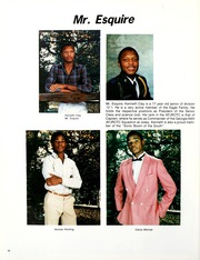 Page 14, 1983 Edition, T W Josey Comprehensive High School - Eagle Yearbook (Augusta, GA) online yearbook collection