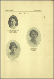 Page 15, 1915 Edition, Coldwater High School - Eagle Yearbook (Coldwater, KS) online yearbook collection