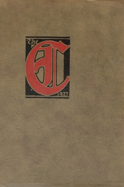 1927 Edition, Coldwater High School - Eagle Yearbook (Coldwater, KS)