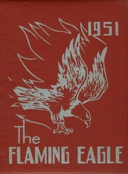 Coldwater High School - Eagle Yearbook (Coldwater, KS) online yearbook collection, 1951 Edition, Page 1