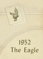 Coldwater High School - Eagle Yearbook (Coldwater, KS) online yearbook collection, 1952 Edition, Page 1