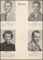Page 11, 1952 Edition, Coldwater High School - Eagle Yearbook (Coldwater, KS) online yearbook collection