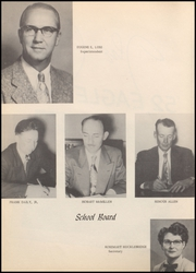 Page 8, 1952 Edition, Coldwater High School - Eagle Yearbook (Coldwater, KS) online yearbook collection