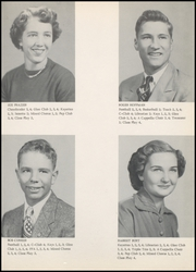Page 15, 1953 Edition, Coldwater High School - Eagle Yearbook (Coldwater, KS) online yearbook collection