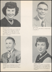 Page 16, 1953 Edition, Coldwater High School - Eagle Yearbook (Coldwater, KS) online yearbook collection