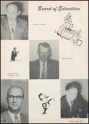 Page 8, 1953 Edition, Coldwater High School - Eagle Yearbook (Coldwater, KS) online yearbook collection
