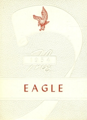 Coldwater High School - Eagle Yearbook (Coldwater, KS) online yearbook collection, 1954 Edition, Page 1
