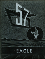 1957 Edition, Coldwater High School - Eagle Yearbook (Coldwater, KS)