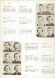 Page 28, 1937 Edition, Whitefish Bay High School - Tower Yearbook (Milwaukee, WI) online yearbook collection
