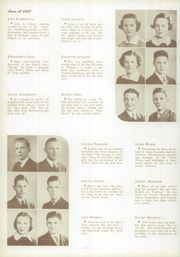 Page 30, 1937 Edition, Whitefish Bay High School - Tower Yearbook (Milwaukee, WI) online yearbook collection