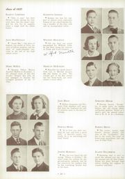 Page 32, 1937 Edition, Whitefish Bay High School - Tower Yearbook (Milwaukee, WI) online yearbook collection