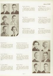 Page 33, 1937 Edition, Whitefish Bay High School - Tower Yearbook (Milwaukee, WI) online yearbook collection