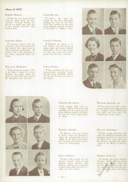 Page 34, 1937 Edition, Whitefish Bay High School - Tower Yearbook (Milwaukee, WI) online yearbook collection
