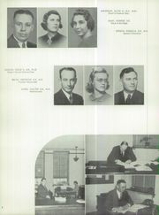 Page 12, 1941 Edition, Whitefish Bay High School - Tower Yearbook (Milwaukee, WI) online yearbook collection