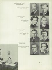 Page 13, 1941 Edition, Whitefish Bay High School - Tower Yearbook (Milwaukee, WI) online yearbook collection