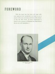 Page 6, 1941 Edition, Whitefish Bay High School - Tower Yearbook (Milwaukee, WI) online yearbook collection
