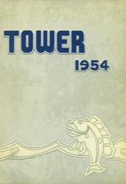 1954 Edition, Whitefish Bay High School - Tower Yearbook (Milwaukee, WI)