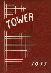 1955 Edition, Whitefish Bay High School - Tower Yearbook (Milwaukee, WI)
