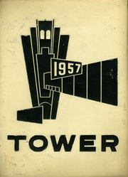 1957 Edition, Whitefish Bay High School - Tower Yearbook (Milwaukee, WI)