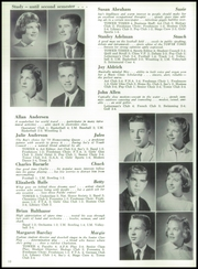 Page 14, 1960 Edition, Whitefish Bay High School - Tower Yearbook (Milwaukee, WI) online yearbook collection