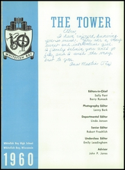Page 5, 1960 Edition, Whitefish Bay High School - Tower Yearbook (Milwaukee, WI) online yearbook collection