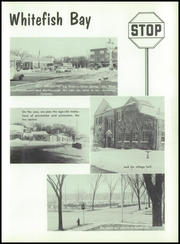 Page 7, 1960 Edition, Whitefish Bay High School - Tower Yearbook (Milwaukee, WI) online yearbook collection