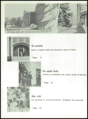 Page 8, 1960 Edition, Whitefish Bay High School - Tower Yearbook (Milwaukee, WI) online yearbook collection