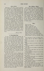 Page 122, 1923 Edition, Central Catholic High School - Echo Yearbook (Fort Wayne, IN) online yearbook collection