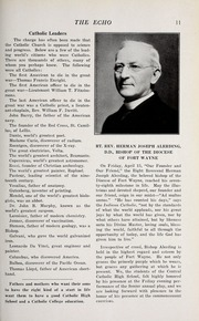 Page 123, 1923 Edition, Central Catholic High School - Echo Yearbook (Fort Wayne, IN) online yearbook collection