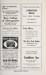 Page 171, 1923 Edition, Central Catholic High School - Echo Yearbook (Fort Wayne, IN) online yearbook collection