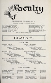 Page 177, 1923 Edition, Central Catholic High School - Echo Yearbook (Fort Wayne, IN) online yearbook collection