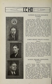 Page 178, 1923 Edition, Central Catholic High School - Echo Yearbook (Fort Wayne, IN) online yearbook collection