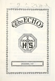 Page 5, 1927 Edition, Central Catholic High School - Echo Yearbook (Fort Wayne, IN) online yearbook collection