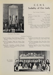 Page 45, 1939 Edition, Central Catholic High School - Echo Yearbook (Fort Wayne, IN) online yearbook collection