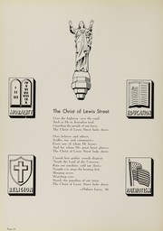 Page 50, 1939 Edition, Central Catholic High School - Echo Yearbook (Fort Wayne, IN) online yearbook collection